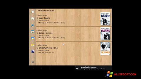 Скріншот Cool Reader для Windows XP