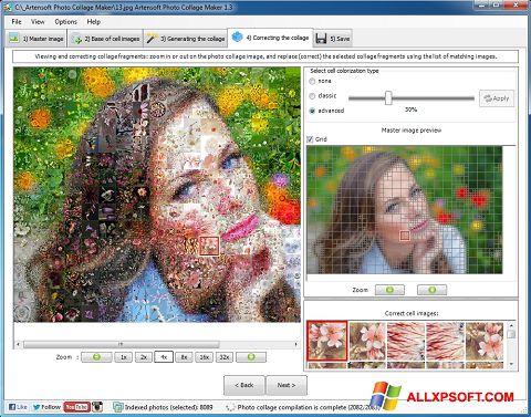 Скріншот Photo Collage для Windows XP