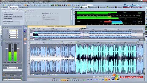Скріншот WaveLab для Windows XP